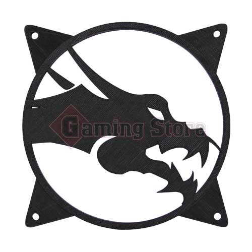 Gaming Store Grill Fan Dragon GS5 Black