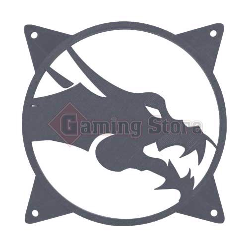 Gaming Store Grill Fan Dragon GS5 Gray