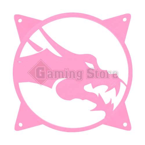 Gaming Store Grill Fan Dragon GS5 Pink