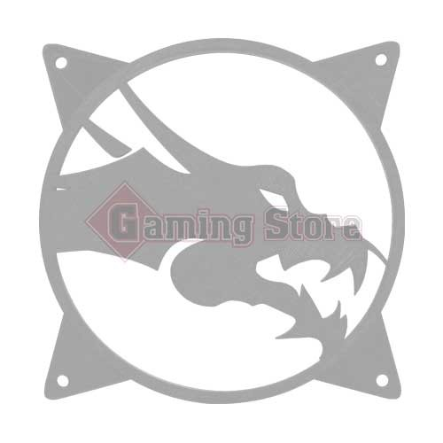 Gaming Store Grill Fan Dragon GS5 Silver