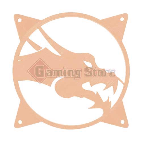 Gaming Store Grill Fan Dragon GS5 Skin