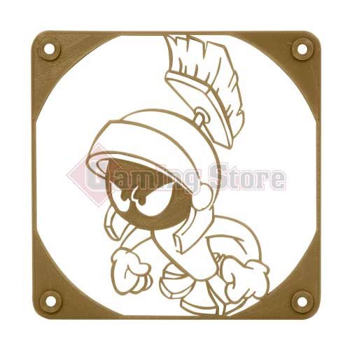 Gaming Store Grill Fan Marvin The Martian GS7 Brown