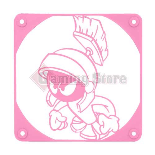 Gaming Store Grill Fan Marvin The Martian GS7 Pink