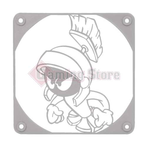 Gaming Store Grill Fan Marvin The Martian GS7 Silver