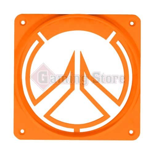 Gaming Store Grill Fan Overwatch GS9 Orange
