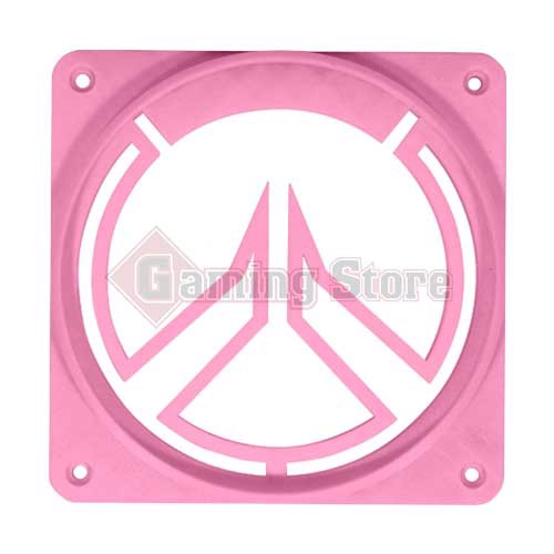 Gaming Store Grill Fan Overwatch GS9 Pink