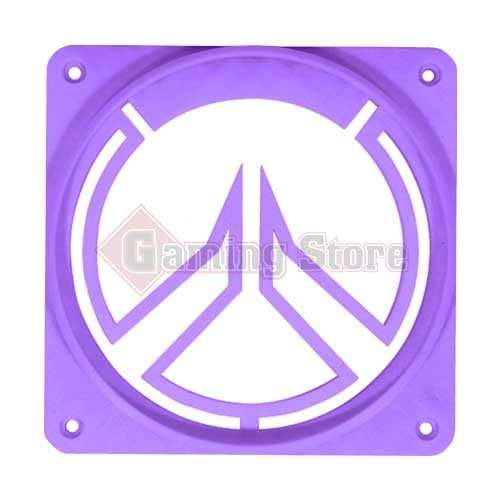 Gaming Store Grill Fan Overwatch GS9 Purple