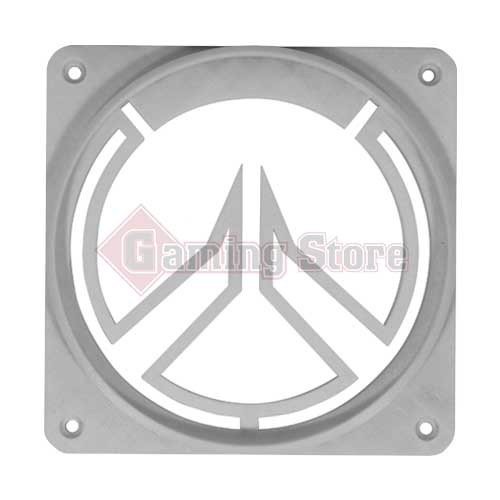 Gaming Store Grill Fan Overwatch GS9 Silver