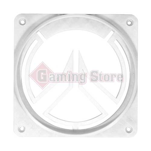Gaming Store Grill Fan Overwatch GS9 White