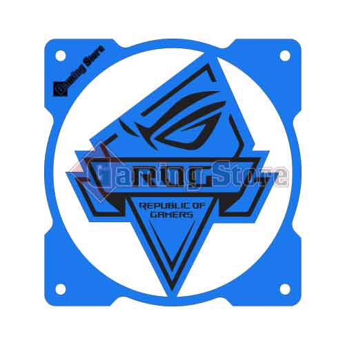 Gaming Store Grill Fan RoG GS22 Blue