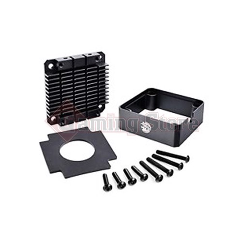 Bitspower Pump Cooler For DDC/MCP355 White