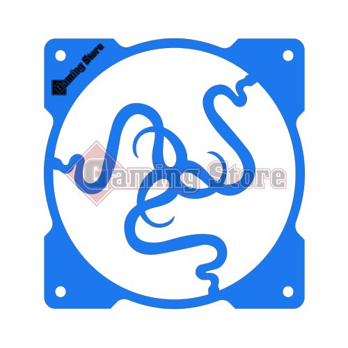 Gaming Store Grill Fan Razer GS31 Blue