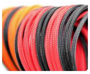 Thermaltake TtMod Sleeve Cable (Red/Black)