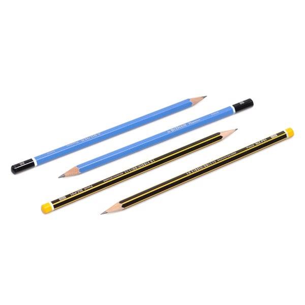 Bút chì gỗ cao cấp Thiên Long - Bizner BIZ-P02