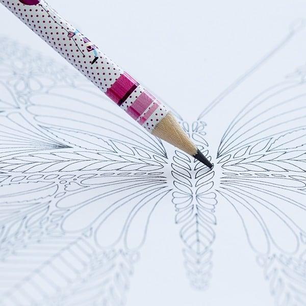 Bút chì gỗ Thiên Long - Điểm 10 GP-012