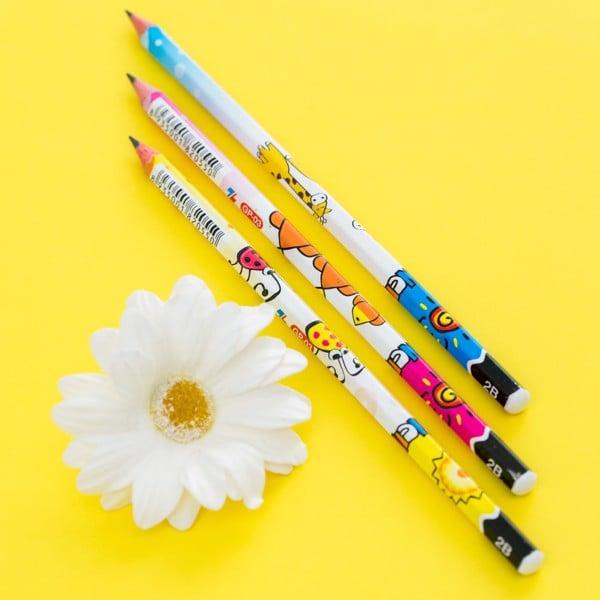 Bút chì gỗ Thiên Long GP-03