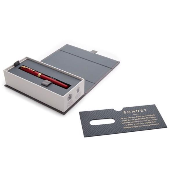 Bút lông bi cao cấp Parker Sonnet X-Red GT TB-1950780