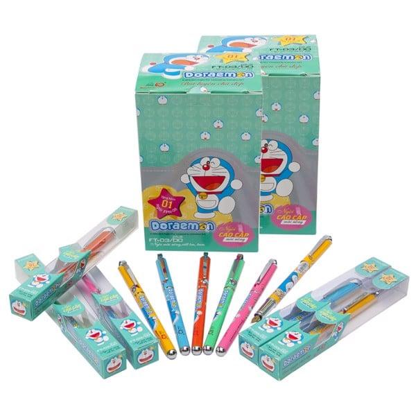 Bút máy Thiên Long - Điểm 10 Doraemon FT-03/DO Plus