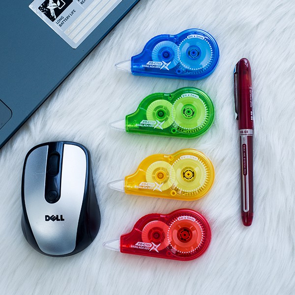 Bút xóa kéo Thiên Long - FlexOffice FO-CT-02