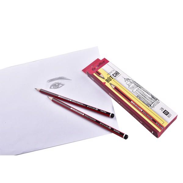 Bút chì gỗ 2B Flexoffice FO-GP04