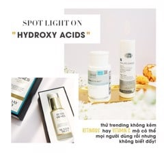 Spotlight On | Hydroxy Acids (HA)