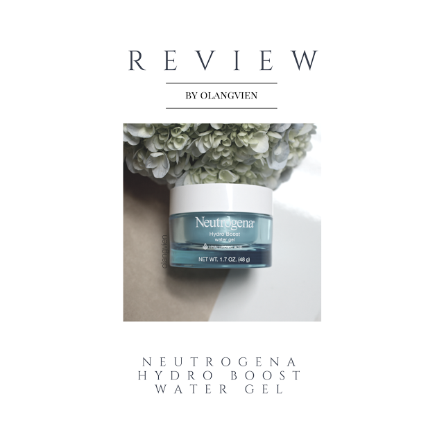 Review | Dưỡng ẩm Neutrogena Hydro Boost Water Gel