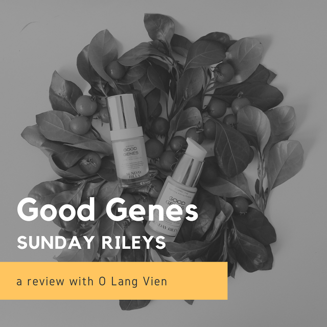 REVIEW | Sunday Riley Good Genes Treatment