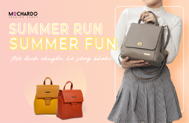NEW COLLECTION - SUMMER RUN SUMMER FUN