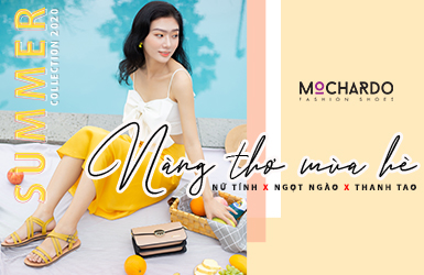 NÀNG THƠ MÙA HÈ- SUMMER COLLECTION