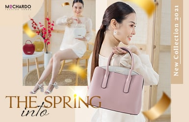 NEW COLLECTION - INTO THE SPRING