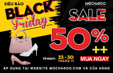 SIÊU BÃO BLACK FRIDAY - SALE 50%++