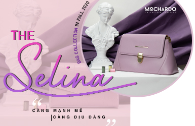 THE SELINA - BAG COLLECTION IN FALL 2020