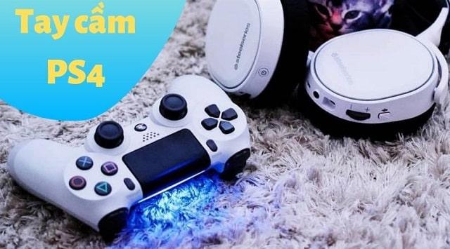5 lý do bạn nên sở hữu tay cầm PS4 - Dualshock 4 ngay và luôn!