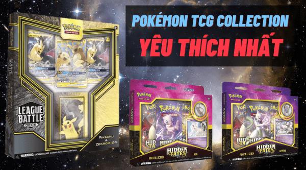 Top 5 Pokemon TCG Collection được ưa thích nhất mùa hè này!