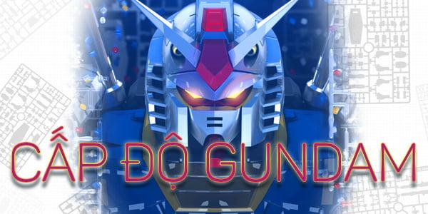 Cấp độ Gundam - Mọi thứ cần biết về Scale và Grade Gunpla