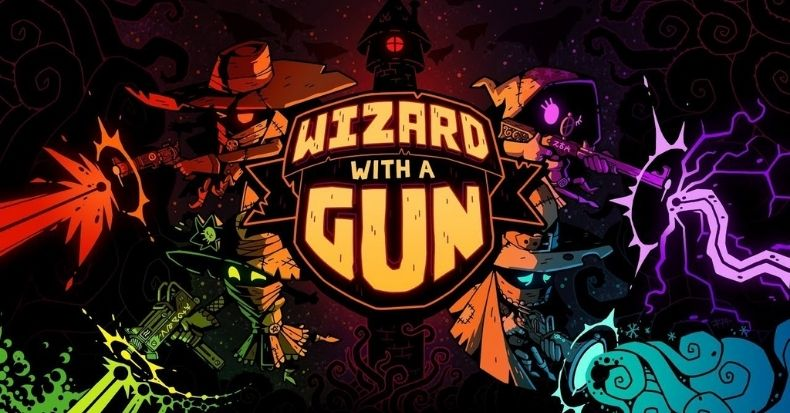 Wizard with a Gun - Khi Don't Starve kết hợp với meme Gandalf cầm súng