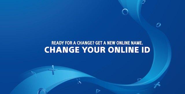 Không cần tạo Account Playstation Network lại mà vẫn đổi được Online ID PSN