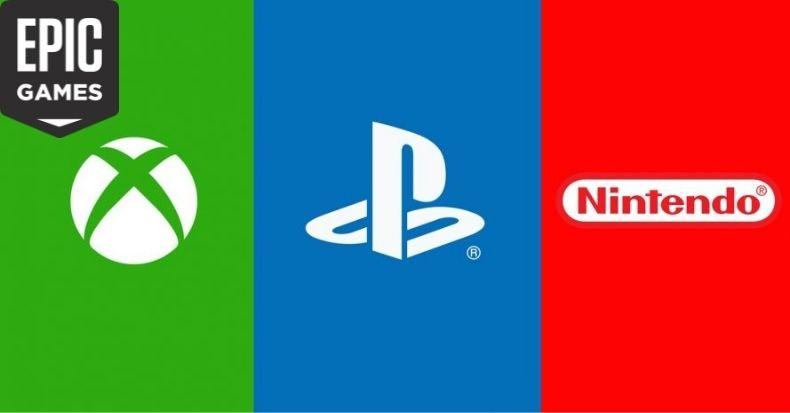 Epic Games muốn sở hữu game First-Party độc quyền của Nintendo, Microsoft và Sony