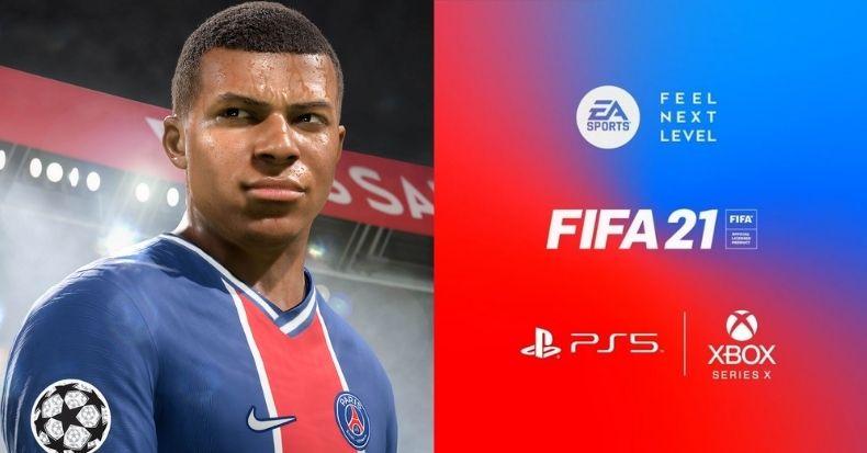 FIFA 21 PS5 Feel Next Level:  Đỉnh cao game đá bóng là đây rồi!