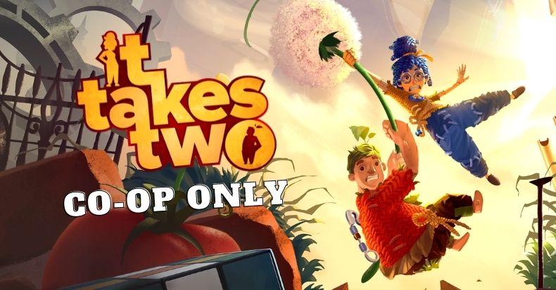 It Takes Two - Siêu phẩm game hai người chơi hay nhất trong năm
