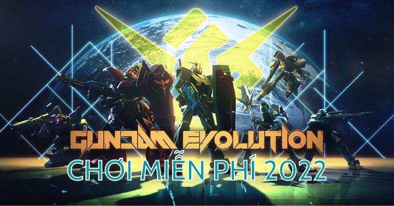 game Gundam Evolution phát hành miễn phí