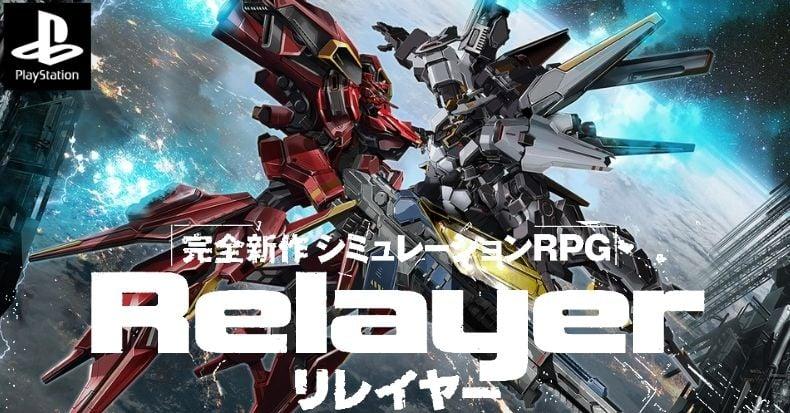 Relayer -  Game RPG turn-base hứa hẹn hấp dẫn mới cho fan Mecha