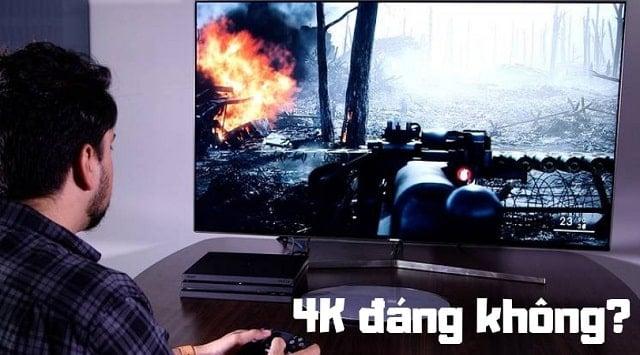 Giá PS4 Pro có thật sự là rào cản để bạn tiến lên 4K hay không?