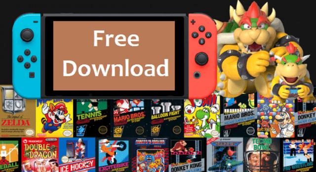 Danh sách SNES game & NES game trên Nintendo Switch Online