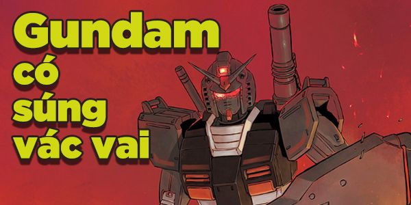 7 mẫu Gundam HG đẹp có súng vác vai