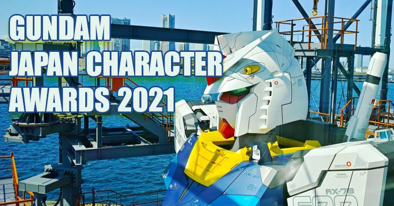 Gundam nhận giải đặc biệt ở Japan Character Awards 2021