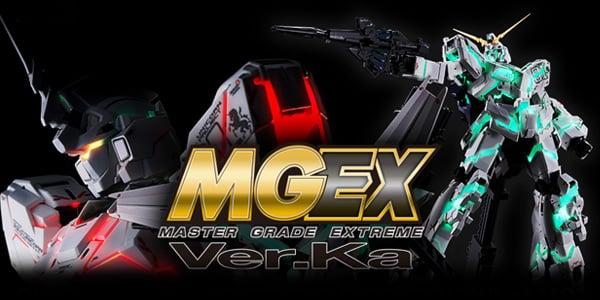 Gundam MGEX tập trung vào điểm độc đáo của Mobile Suit