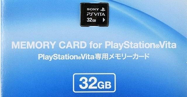 Thẻ nhớ PS Vita xài loại gì và có giống thẻ nhớ điện thoại hay không?