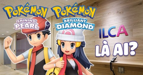 ILCA làm Pokemon Brilliant Diamond & Shining Pearl là ai?