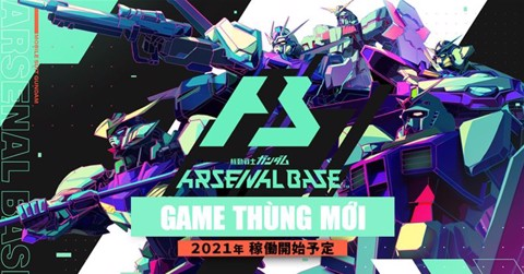 Mobile Suit Gundam Arsenal Base nhìn thật hay